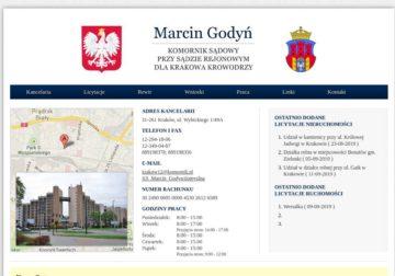 Komornik Marcin Godyń
